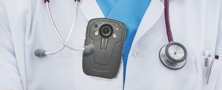 Biztonságos a testkamera?